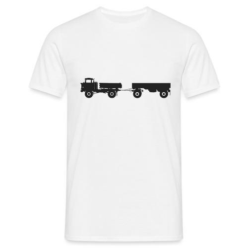IFA LKW W50 LA 3 SK mit HW80 - Männer T-Shirt