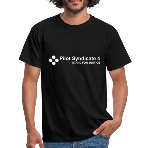 Pilot Syndicate 4 - Men's T-Shirt