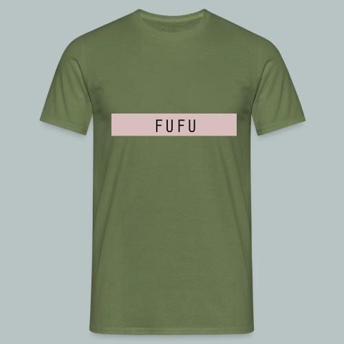 THE MAIN FUFU PRODUCTION - Herre-T-shirt