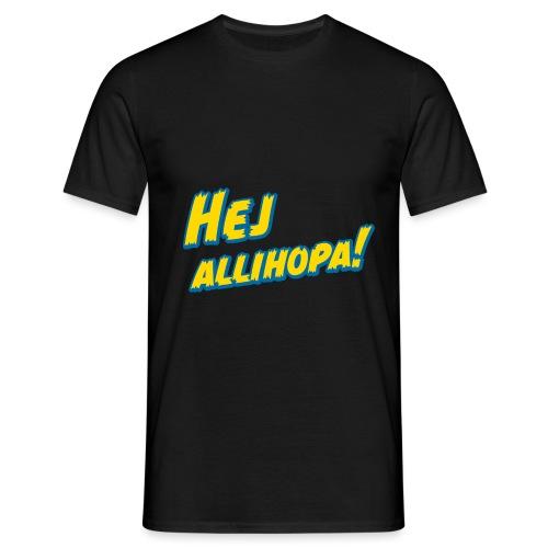 Hej allihopa! - Men's T-Shirt
