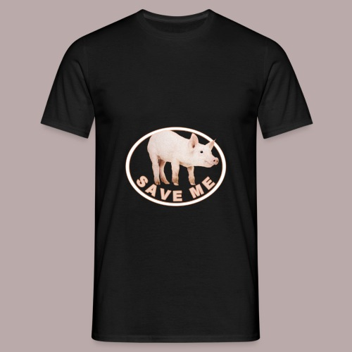 Save me - T-shirt herr