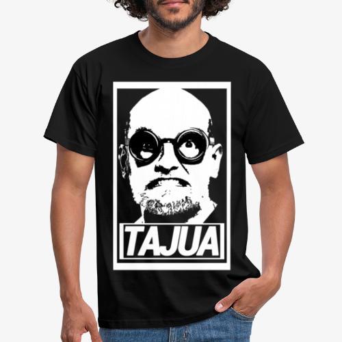 TAJUA-face - Miesten t-paita