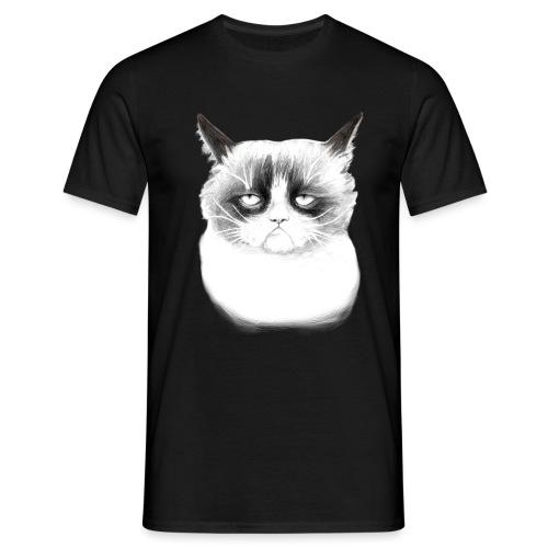 Grumpy Cat - Men's T-Shirt