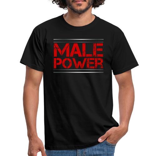 Sport - Male Power - Männer T-Shirt