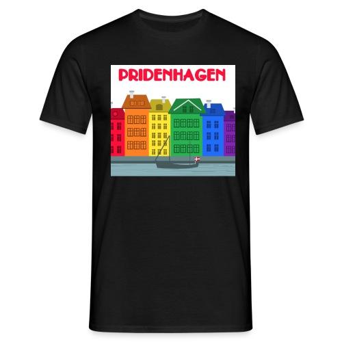 PRIDENHAGEN RETRO T-SHIRT - Herre-T-shirt