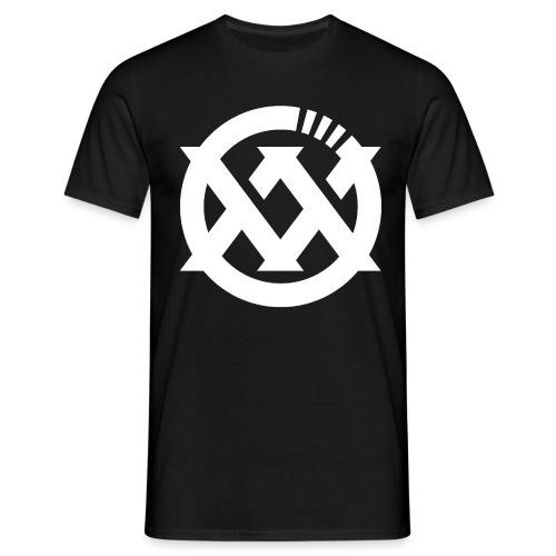 Xanny New Era Logo - Men's T-Shirt
