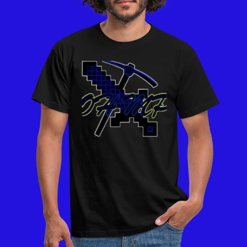 OHMP logo/mitt märke - T-shirt herr