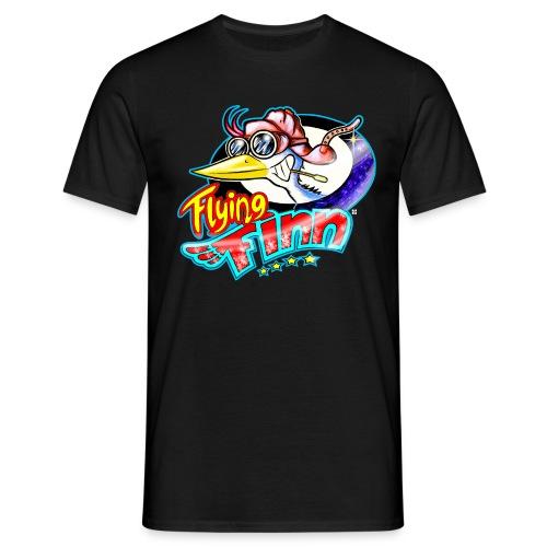 FlyingFinn1 - Miesten t-paita