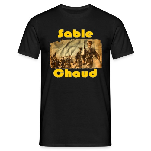 sable chaud6 - T-shirt Homme