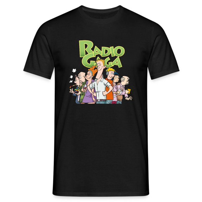 Radio Gaga-redaksjonen