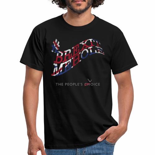 Brexitmehole - Men's T-Shirt