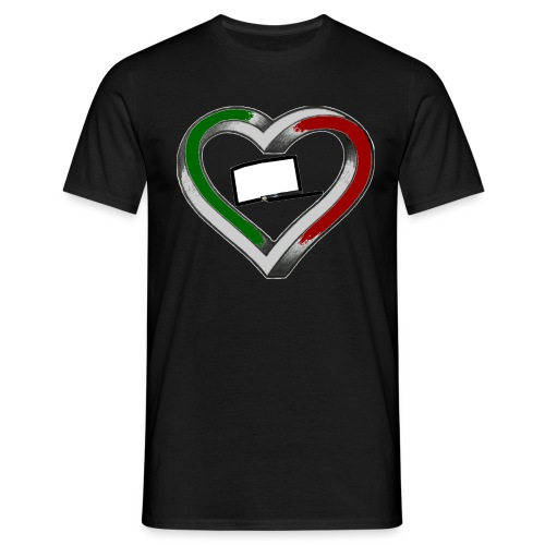 heartleg - T-shirt Homme