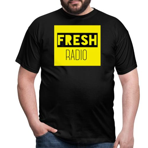 FreshRadio LOGO - Men's T-Shirt