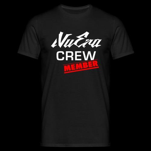 NuEra Crew Logo 2018 - Männer T-Shirt