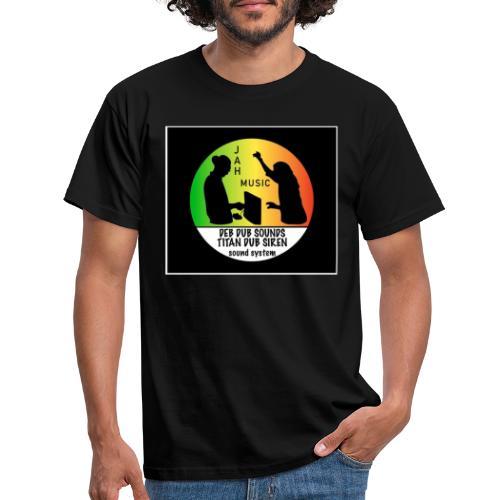 Deb Dub & Titan Dub Siren - Men's T-Shirt
