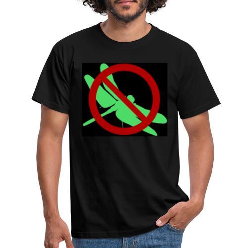 Dragonfly Lockdown - Men's T-Shirt