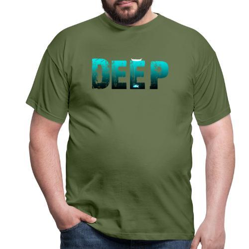 Deep In the Night - Maglietta da uomo