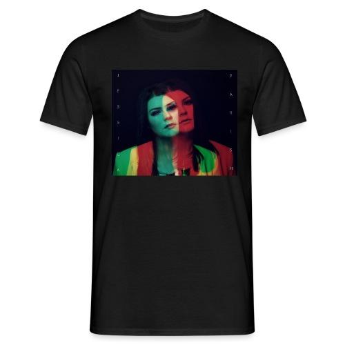 Double Color Exposure JESSICA PARISH - Männer T-Shirt