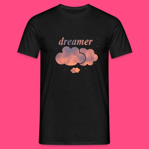 Dreamer - Männer T-Shirt