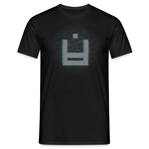 Capulus U - RGB Glitch - Men's T-Shirt