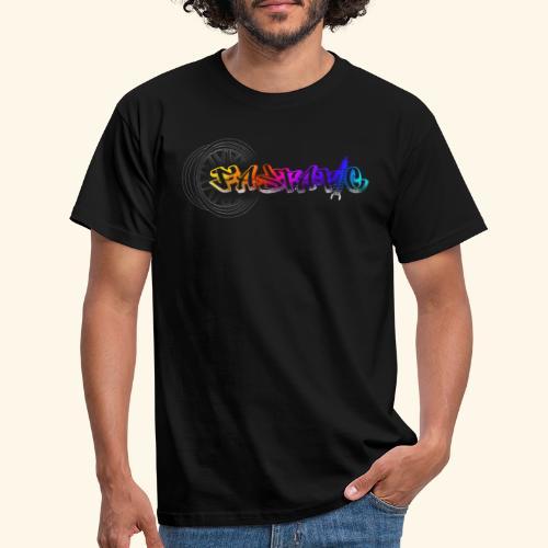 Fastatic mit Felge - Männer T-Shirt
