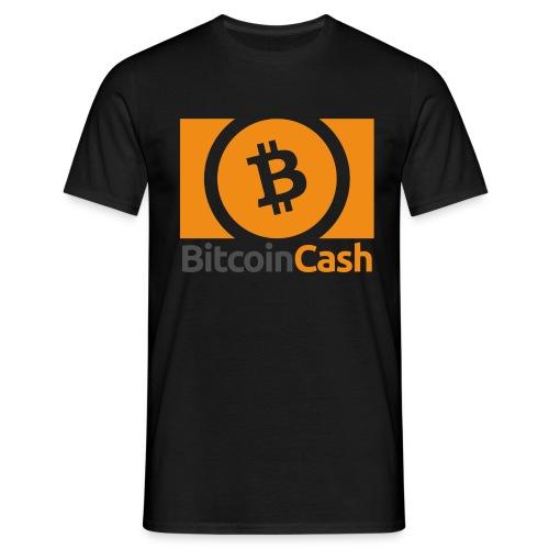 Bitcoin Cash - Miesten t-paita