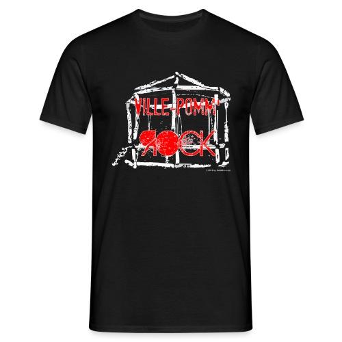 Ville-Pomm'Rock 2013 - T-shirt Homme