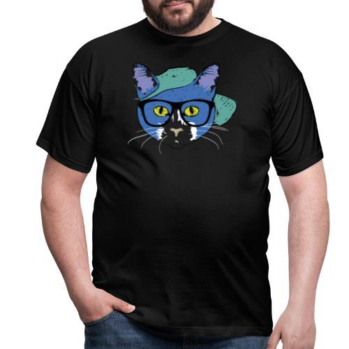 Mister Meow - Männer T-Shirt