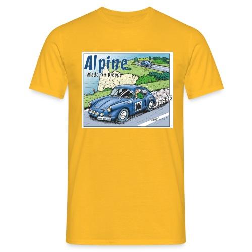 Polete en Alpine 106 - T-shirt Homme
