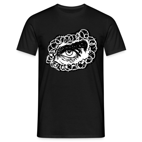 Eye Graphic - Men's T-Shirt