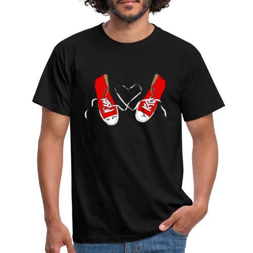 converses VES dessin VT png - T-shirt Homme