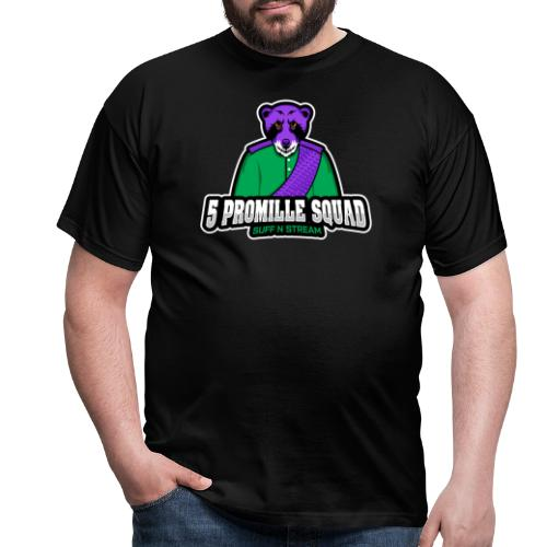 5 Promille Esport Team - Männer T-Shirt