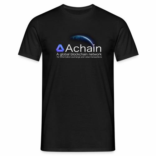 Achain, planet Earth - Maglietta da uomo
