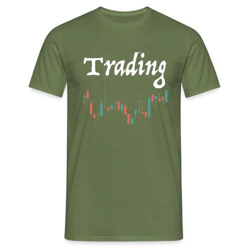 Trading lovers T-shirt - Maglietta da uomo