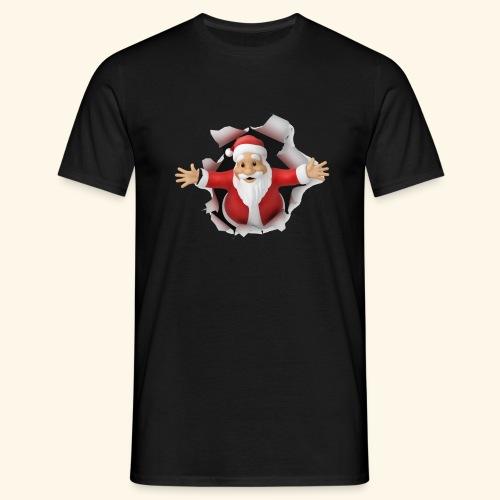 Santa Suprise - Men's T-Shirt