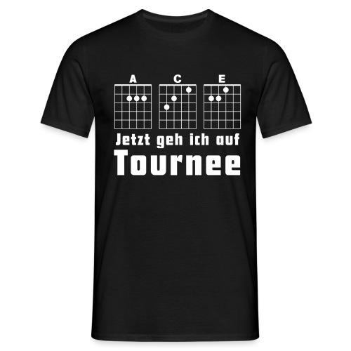 ACE - Jetzt geh ich auf Tournee - Männer T-Shirt