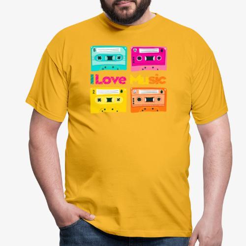 Cinta 1 - Camiseta hombre