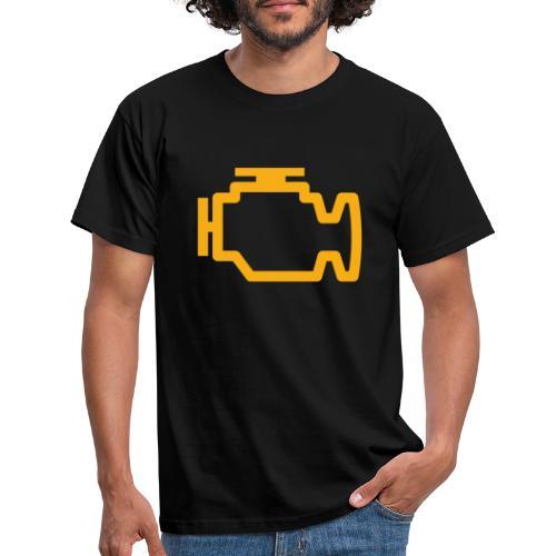 Service Engine Soon - Men's T-Shirt