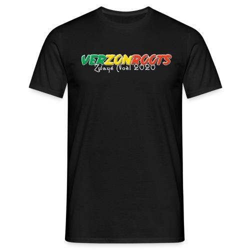 Tee-Shirt VERZONROOTS noel 2020 - T-shirt Homme