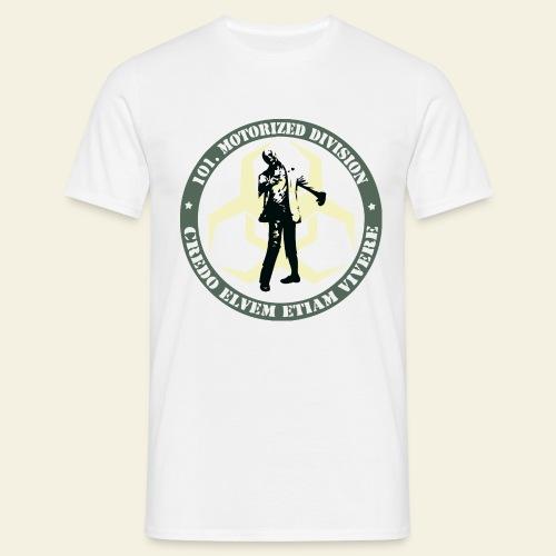 zombieresponseteam logo - Herre-T-shirt