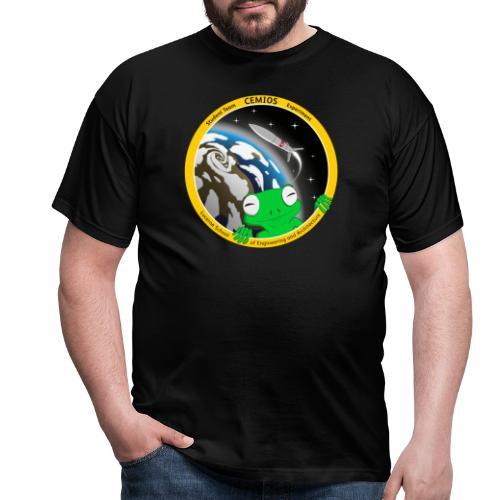 CEMIOS Logo - Männer T-Shirt