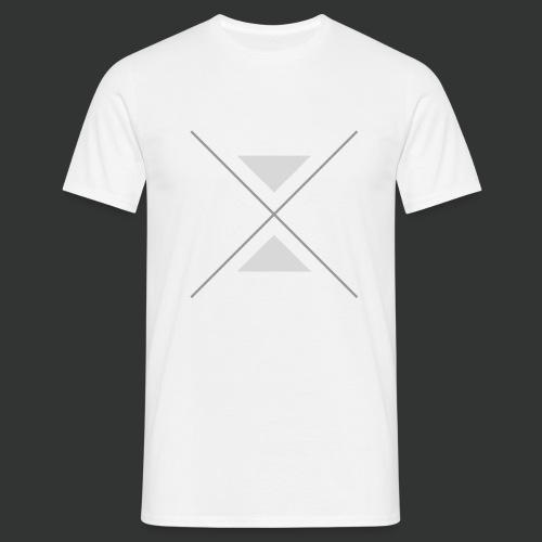 triangles-png - Men's T-Shirt