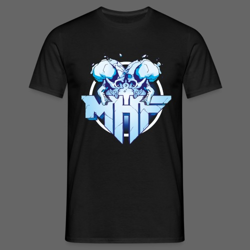 MHF New Logo - Men's T-Shirt