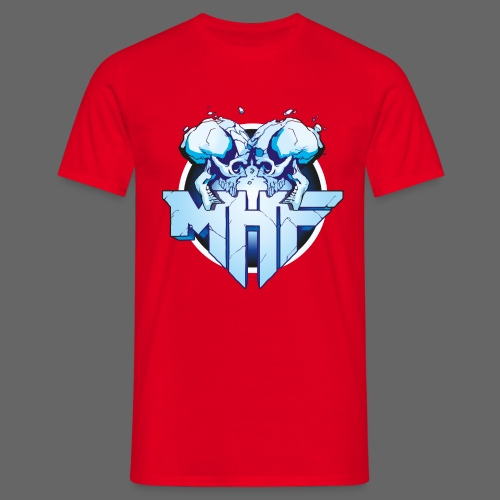 MHF New Logo - Men's T-Shirt