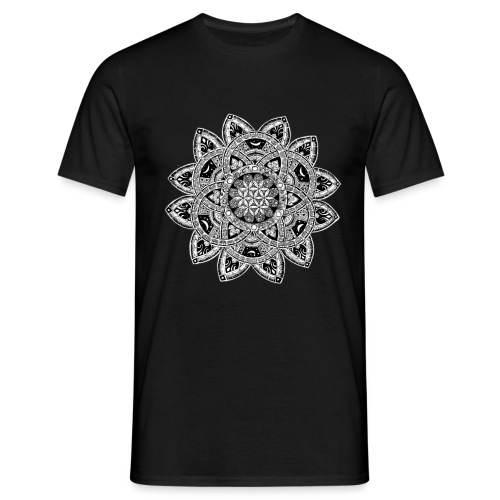 Lisaty Mandala - Men's T-Shirt