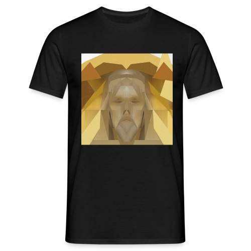 In awe of Jesus - Men's T-Shirt