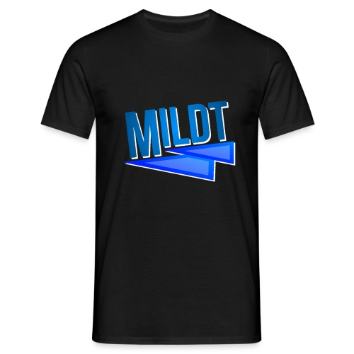 MILDT Normale Kids Shirt - Mannen T-shirt
