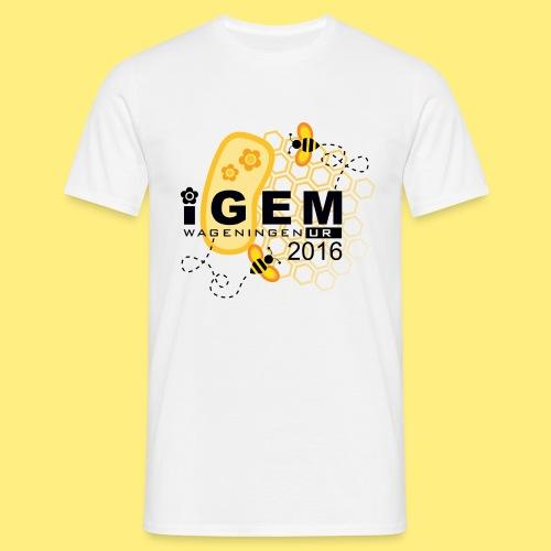Logo - shirt men - Mannen T-shirt