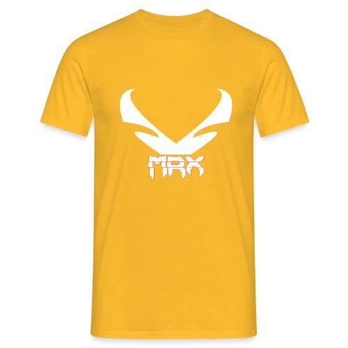 Black | MxR - Männer T-Shirt