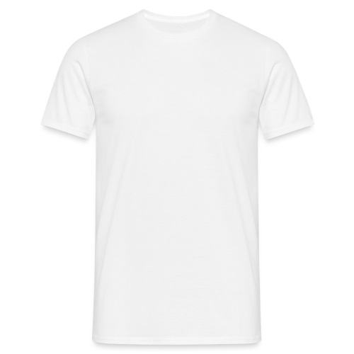 Creative long urban shirt - Herre-T-shirt